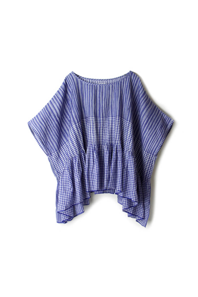 Mini Pintuck Pullover- NMDS17141